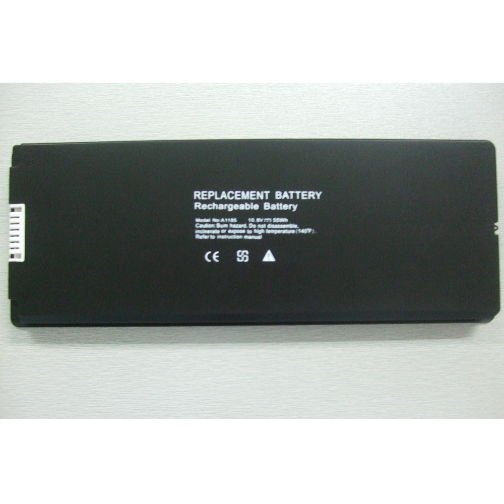 "Fuji Depot Apple Battery Black for MacBook 13"" 10.8V 5000mah"